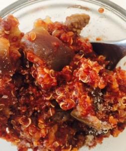 Eggplant Quinoa Casserole